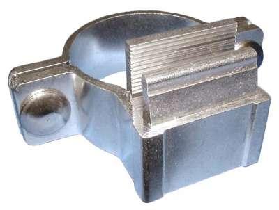 Alluminiumklemmschelle für Alform-Verkehrszeichen